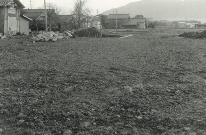 創業の地(1972年)の写真