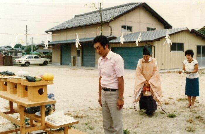 第1倉庫(1976年)の写真